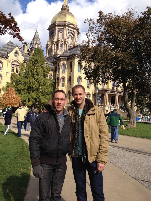 Notre Dame Football Game