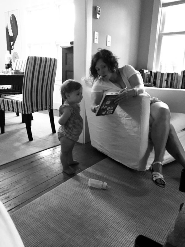 Cophene & Elizabeth Reading