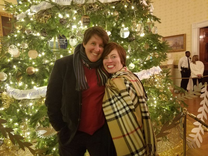 Christmas Time in Washington, DC