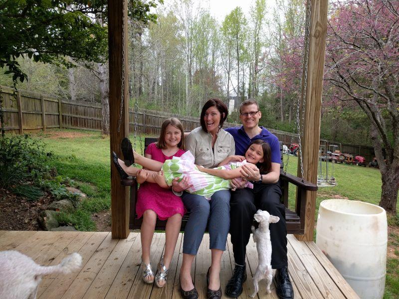 Fun With Family in Georgia