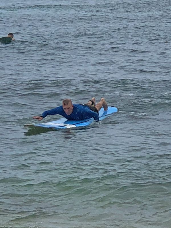 Mark Surfing