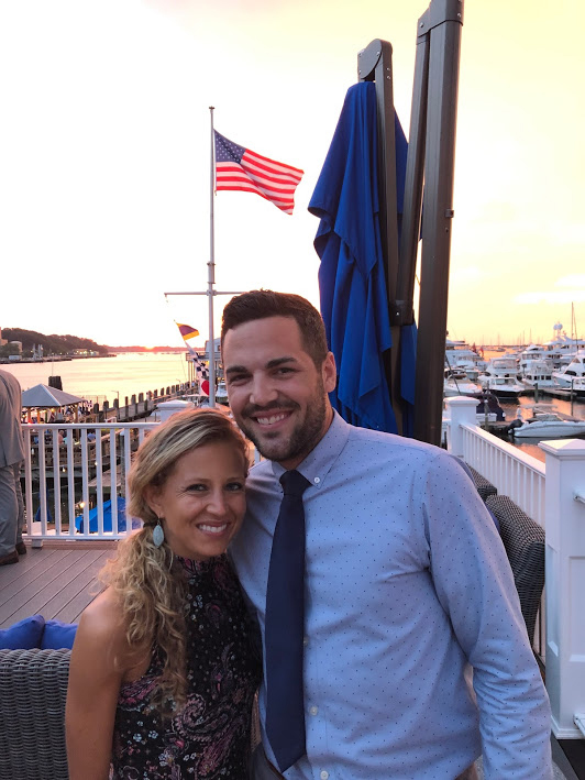 At a Wedding in Long Island, New York
