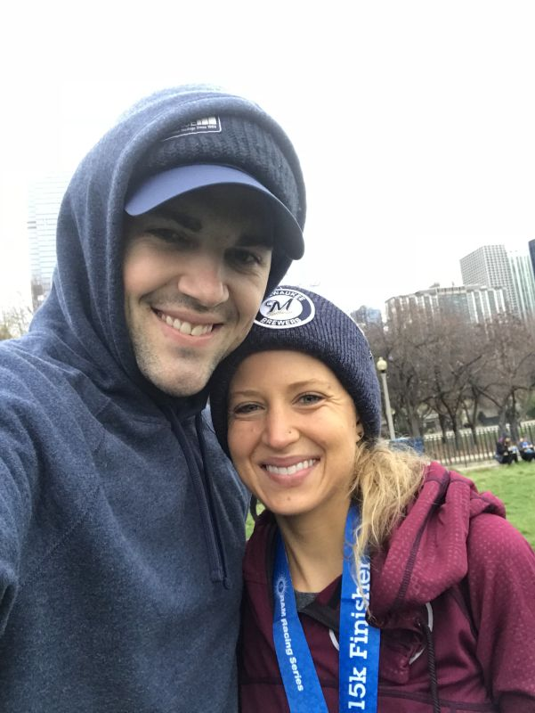 The Hot Chocolate Run in Chicago