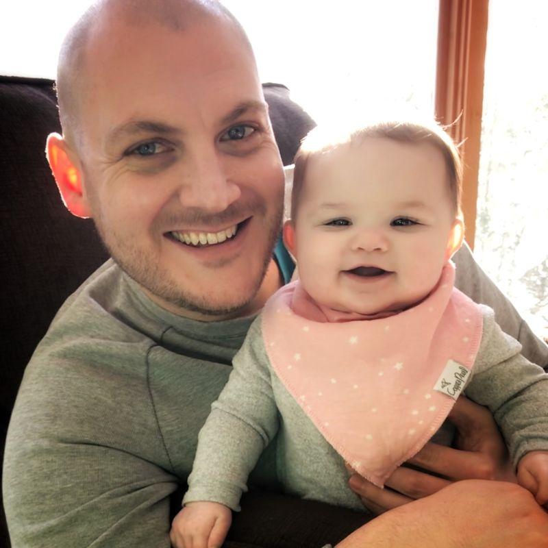 Daddy & Willa