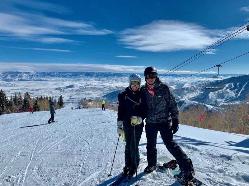 Hitting the Slopes on Our Annual Ski Trip
