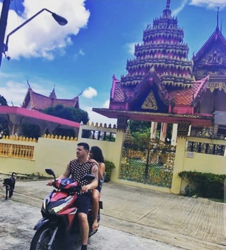 Exploring Phuket by Moped
