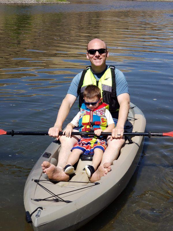 Fun Times Kayaking