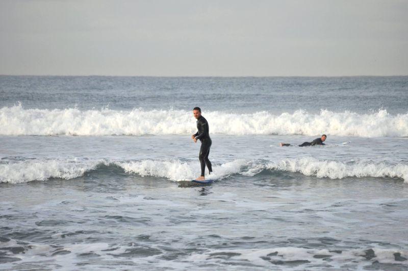 Allan Surfing