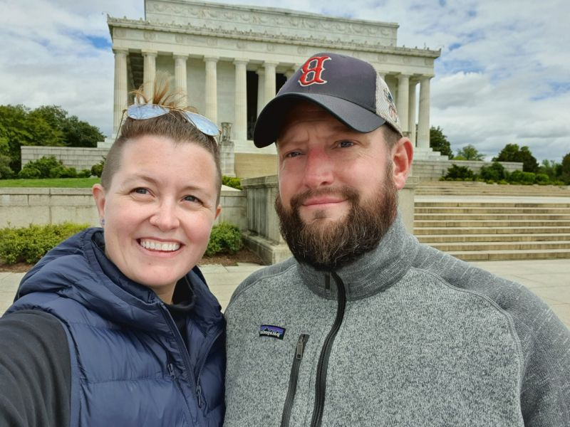 Playing Tourist at Home in Washington, D.C.