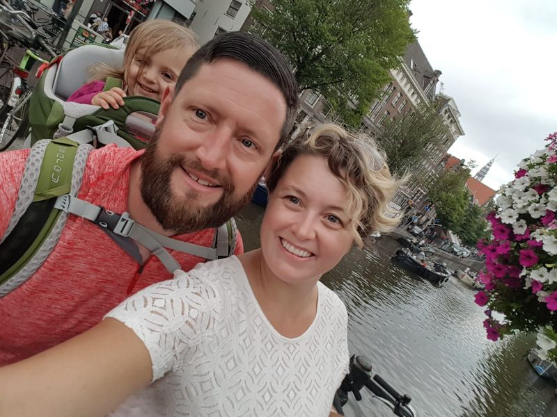 Wandering Around the Beautiful Canals of Amsterdam