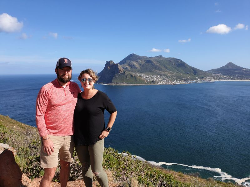 On Vacation in South Africa