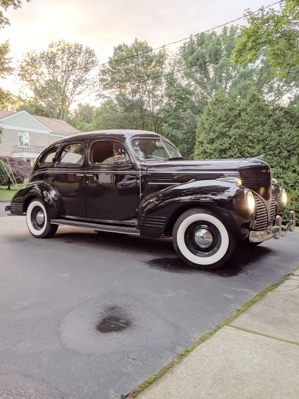 Our 1939 Dodge