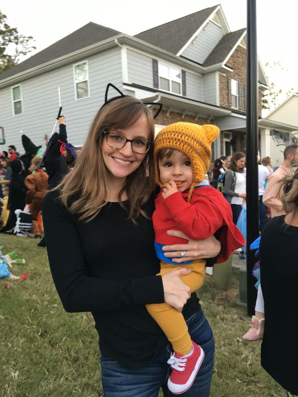 Neighborhood Halloween Party
