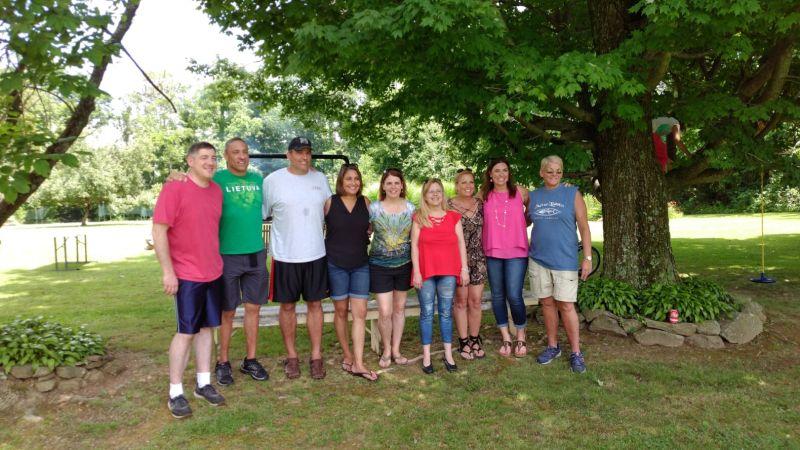 Bi-Annual Family Reunion