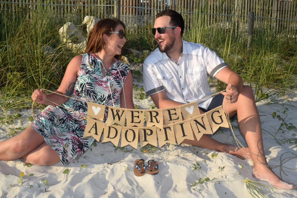 Our Adoption Announcement