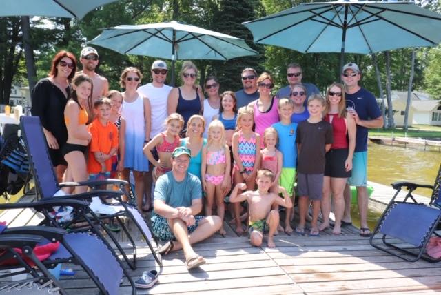 Kids Weekend at the Lake