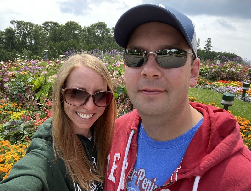 Out for a Walk on Mackinac Island