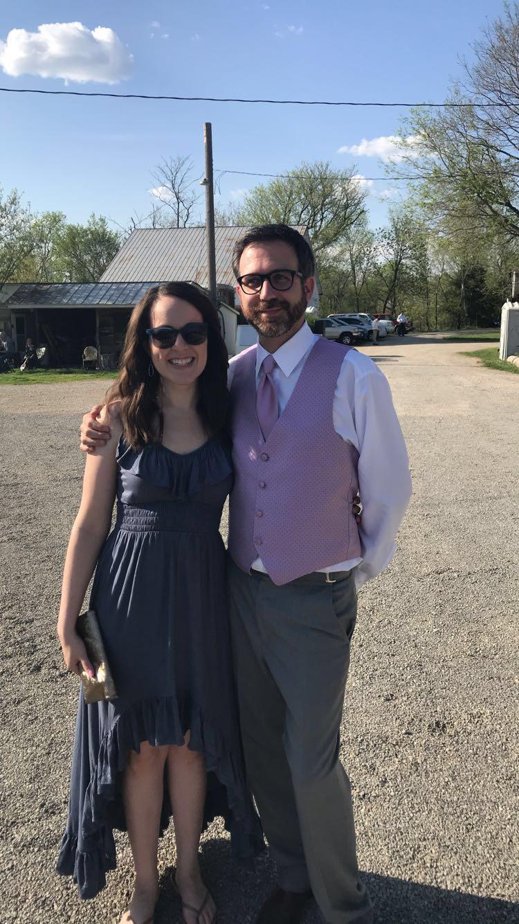 Attending a Friend's Wedding