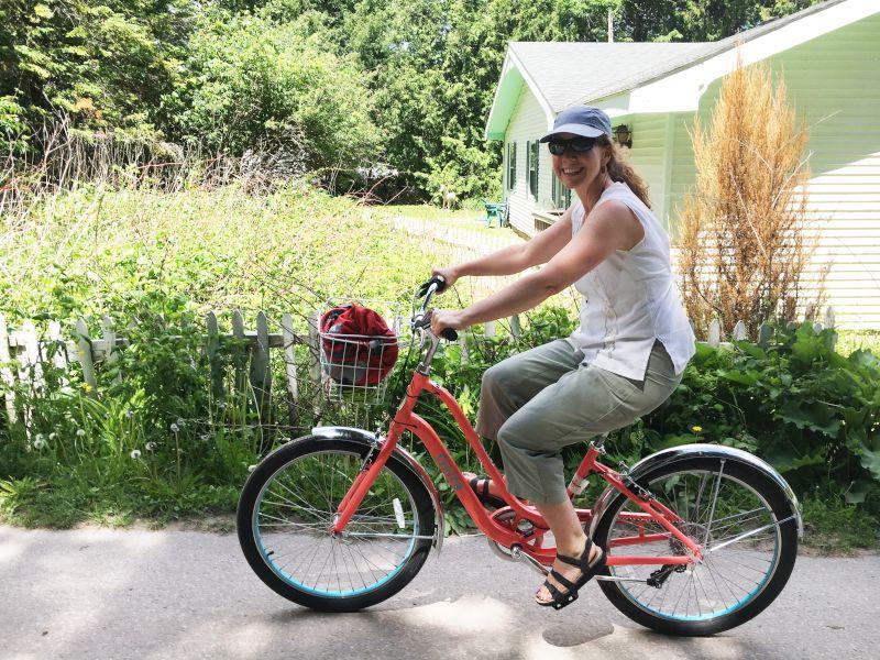 Exploring Michigan By Bike