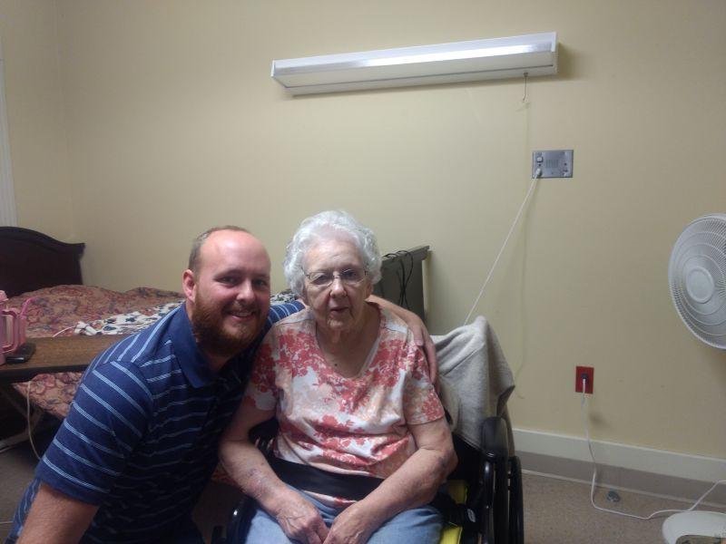 Jonas & His Grandma