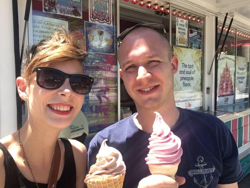 Ice Cream Pitstop