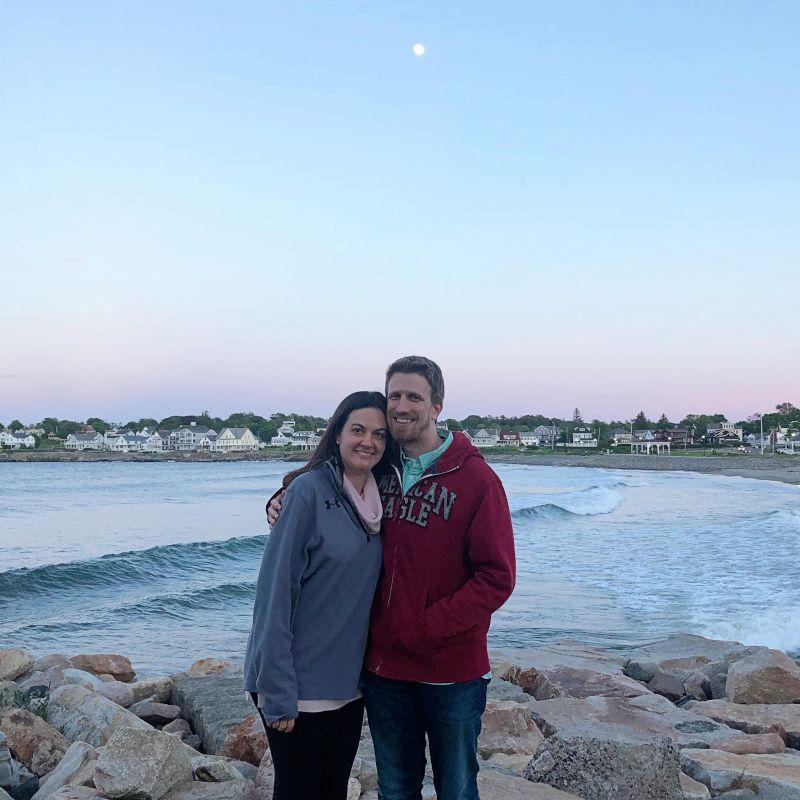 Enjoying the Ocean Views in Maine