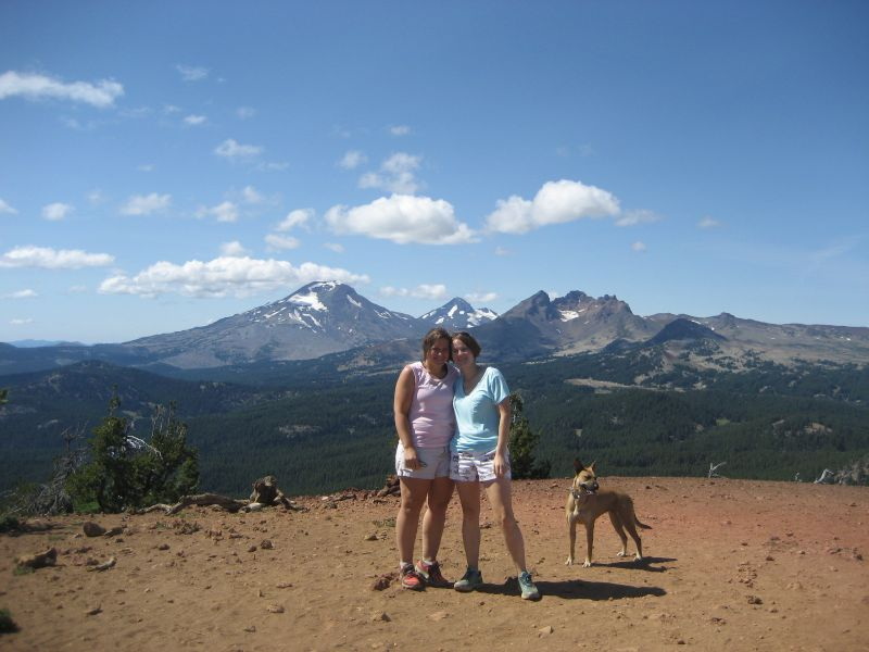 Top of the Mountain in Bend, Oregon