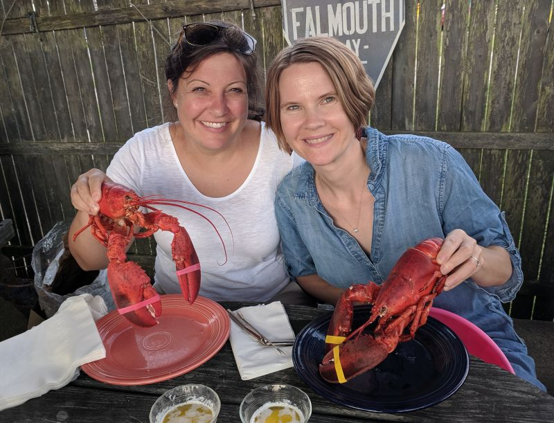 Family Lobster Boil