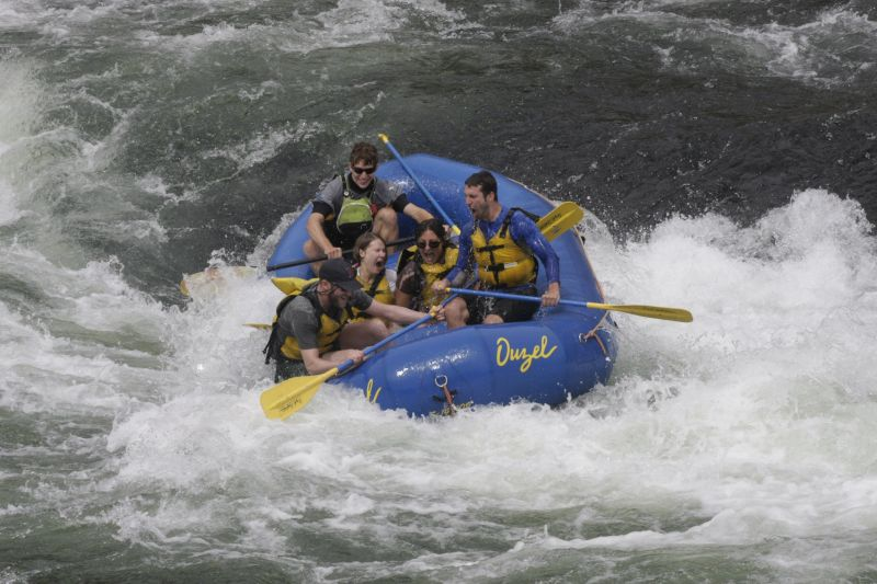 A Rafting Adventure