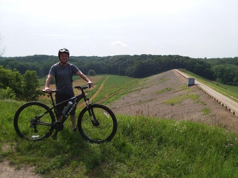 Ben Mountain Biking