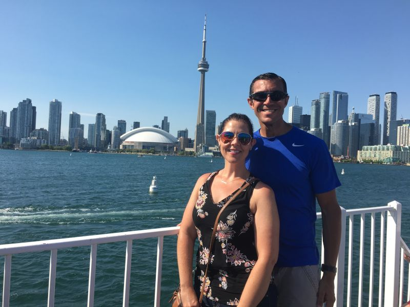 Taking a Boat Cruise in Toronto