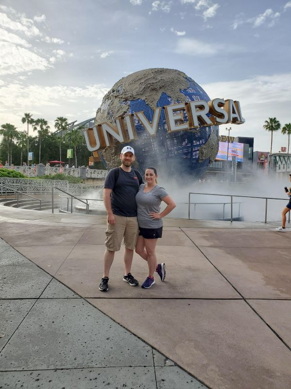 Fun Day at Universal