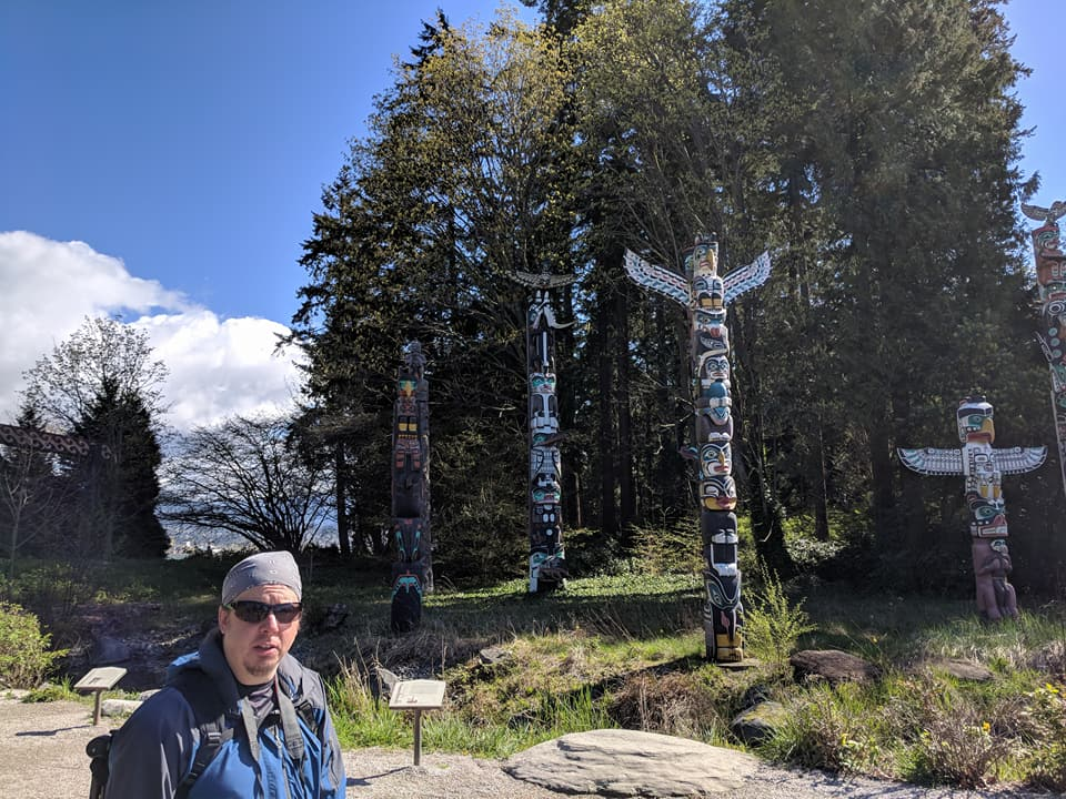Exploring Totems on Vacation