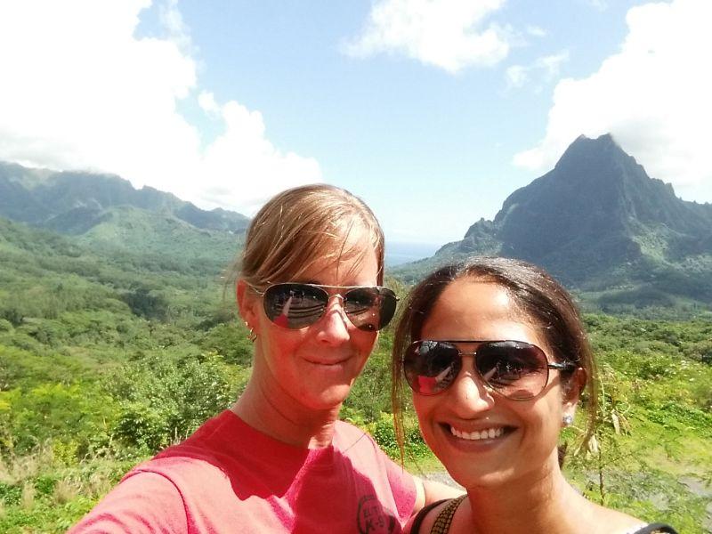 Beautiful Tahiti