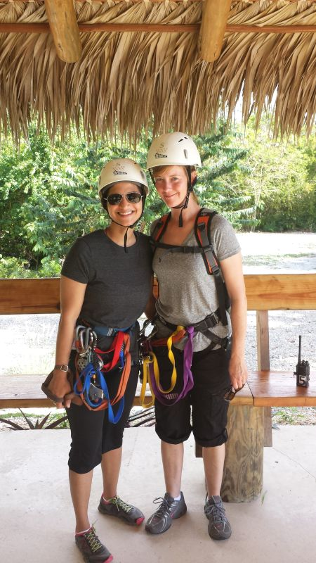 Fun in the Dominican Republic