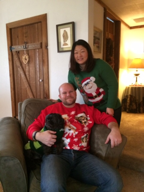 Holiday Tradition - Ugly Sweaters
