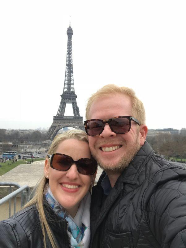 Our Favorite Vacation Spot - Paris!