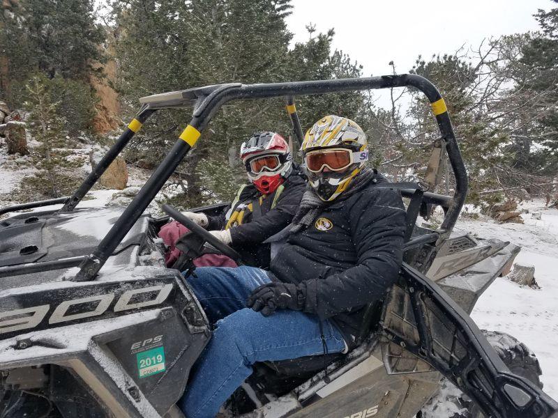 ATVing in Colorado
