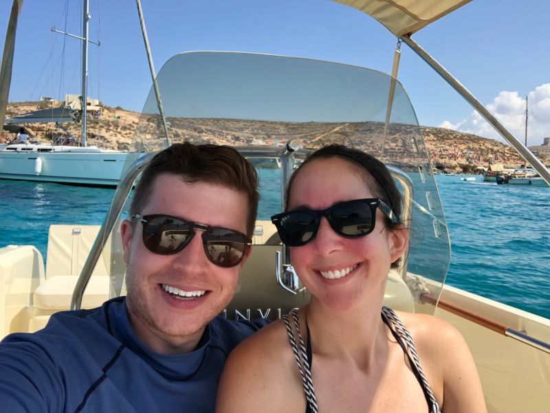 Adventures on a Boat in Malta