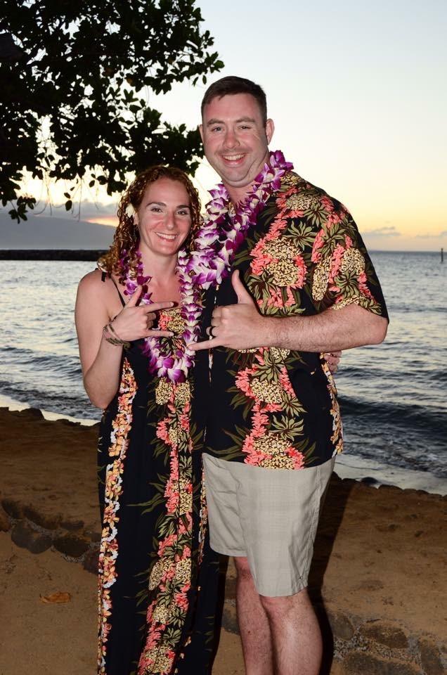 Luau in Maui