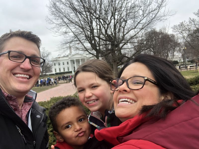 Family Trip to D.C.