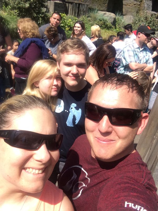 Family Vacation to Universal Studios