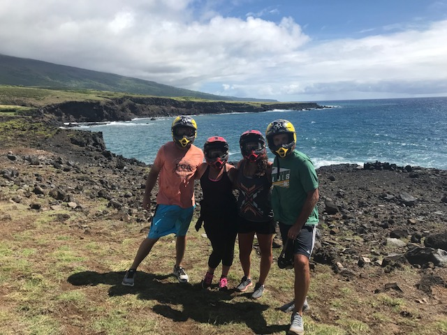 Four-Wheeling in Hawaii