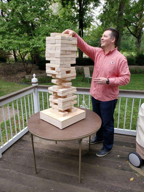 Playing Yard Games