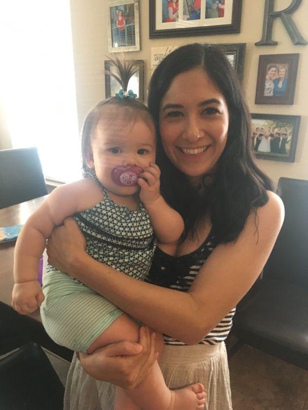 Noelle & Her Goddaughter