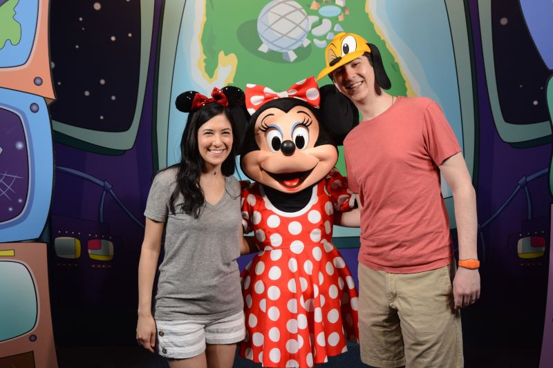 We Can't Wait to Take Our Kids to Disney!