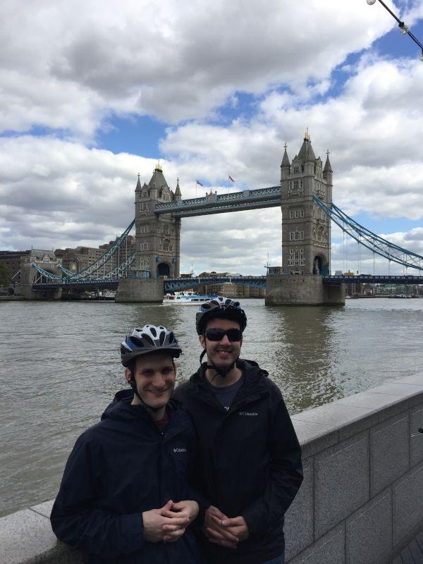 Bike Ride in London