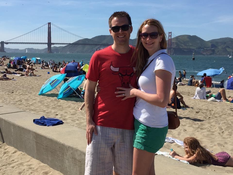 Vacation in San Francisco, California