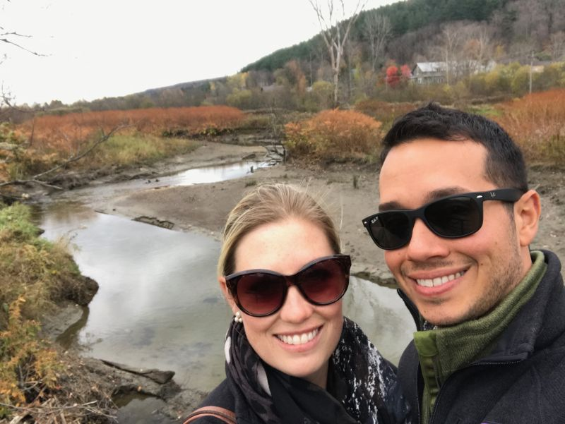 Visiting New England in the Fall