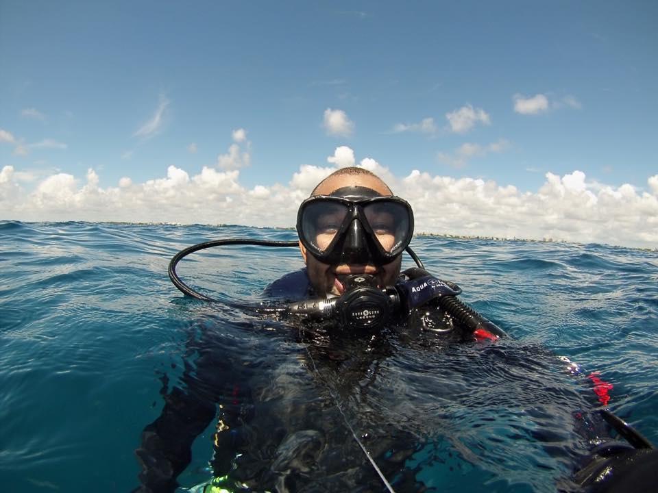 Hammer Scuba Diving